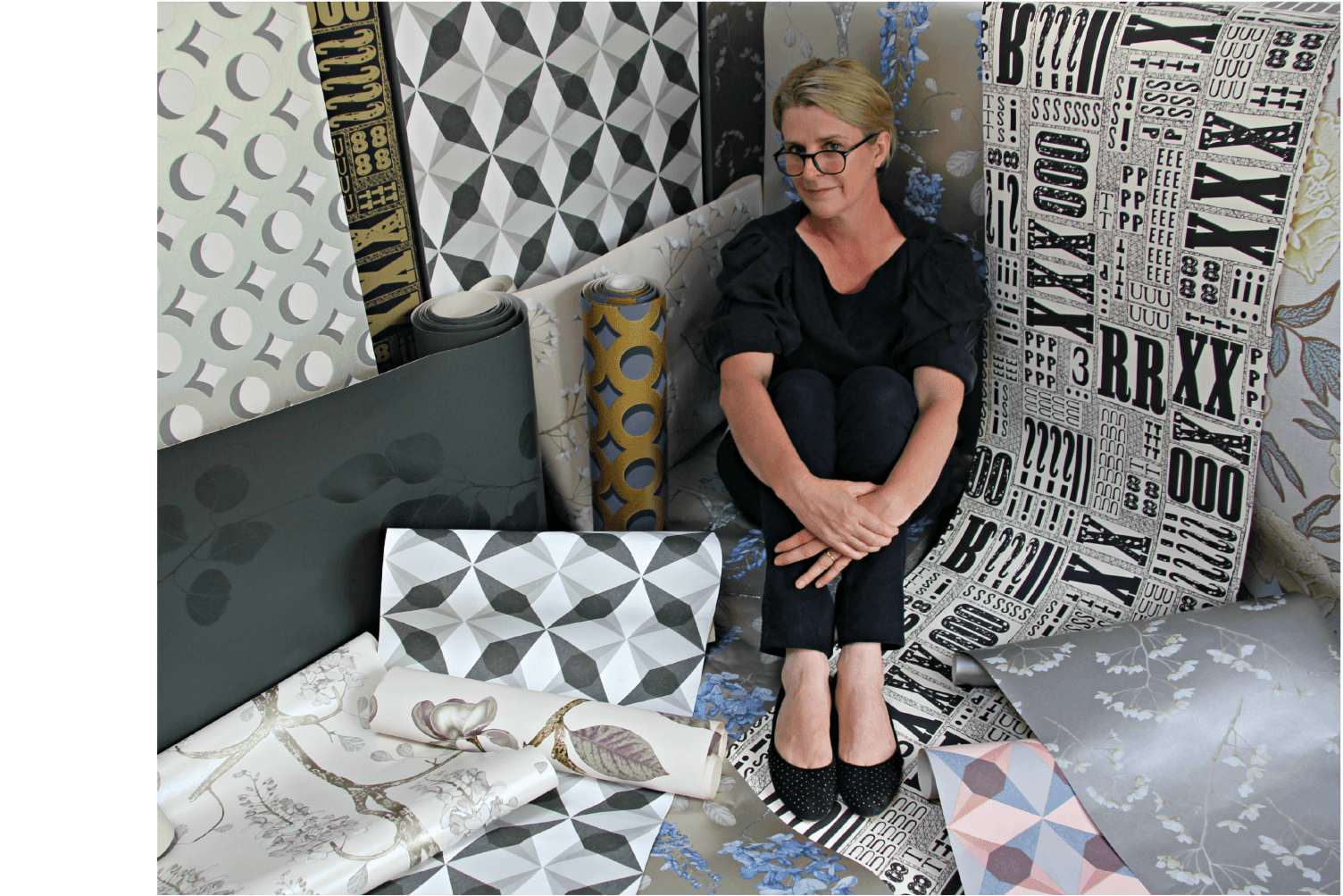 Jocelyn Warner, Wallpaper Designer