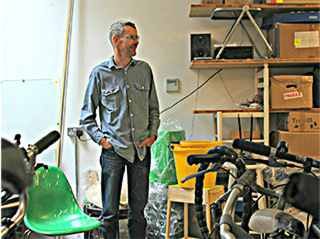 Michael Marriott, Furniture, product, exhibition designer and activist