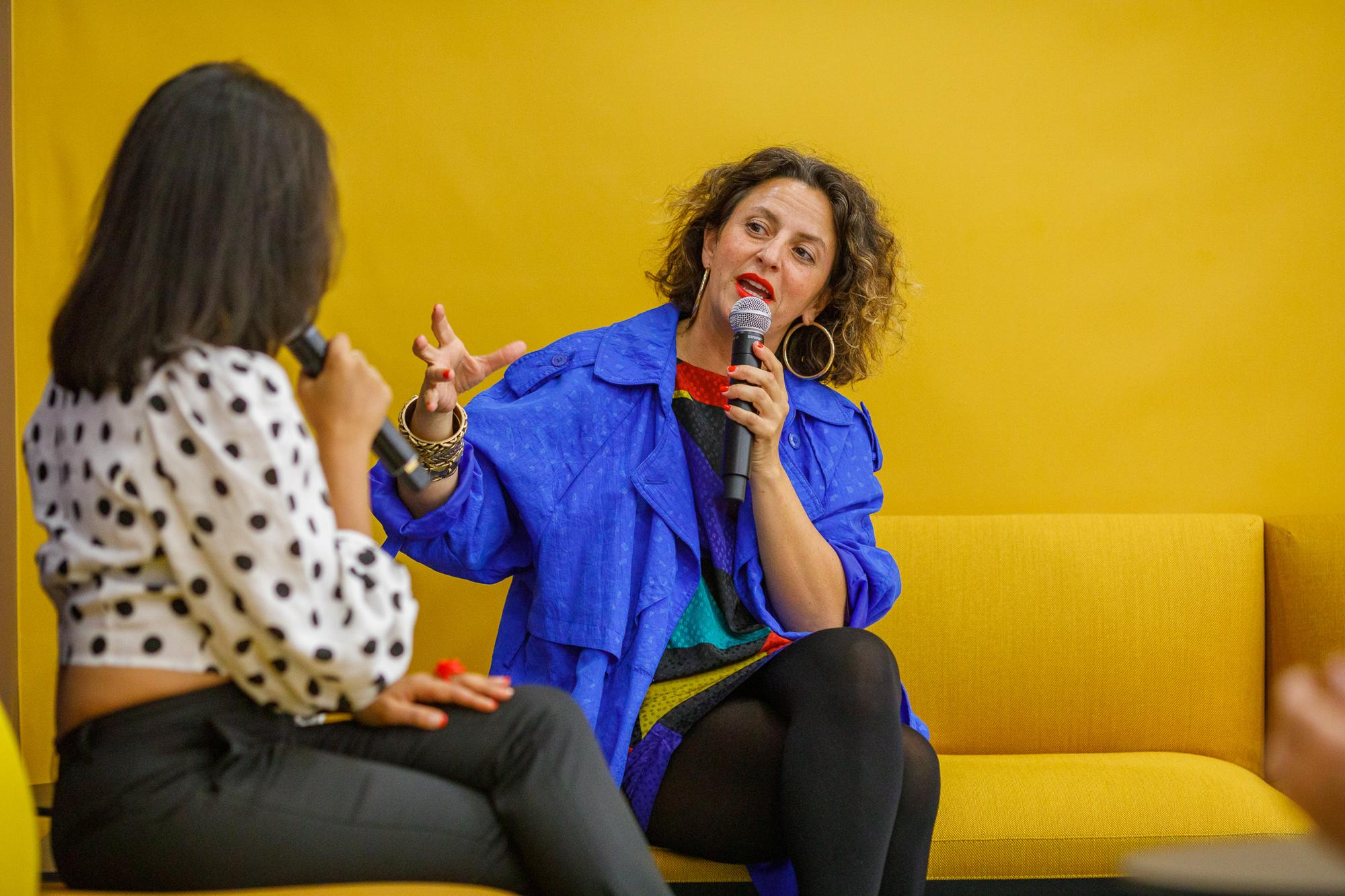 Camille Walala in Conversation with Priya Khanchandani
