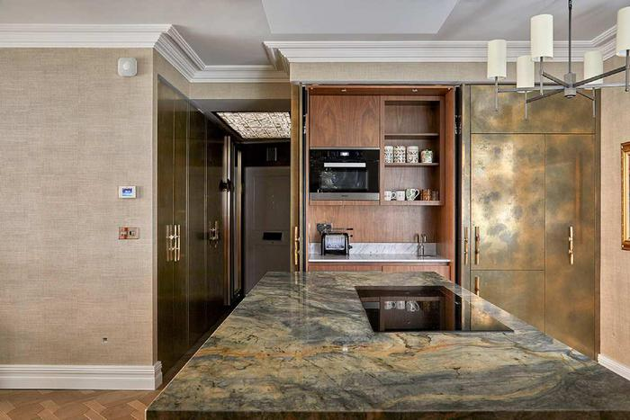Private Residents Multifarious Kitchen Design London 2020