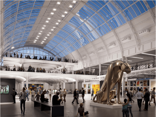 Olympia London – Heritage, Icon and the Future
